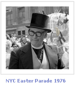 Urban Streets - NYC Easter Parade